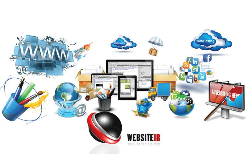 طراحی وب سایت چیست؟