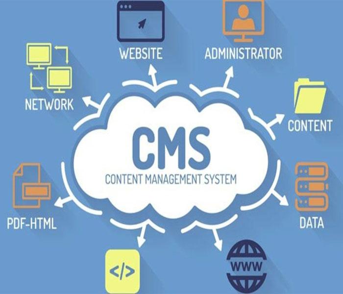 طراحی وب سایت و مدیریت وب سایت cms