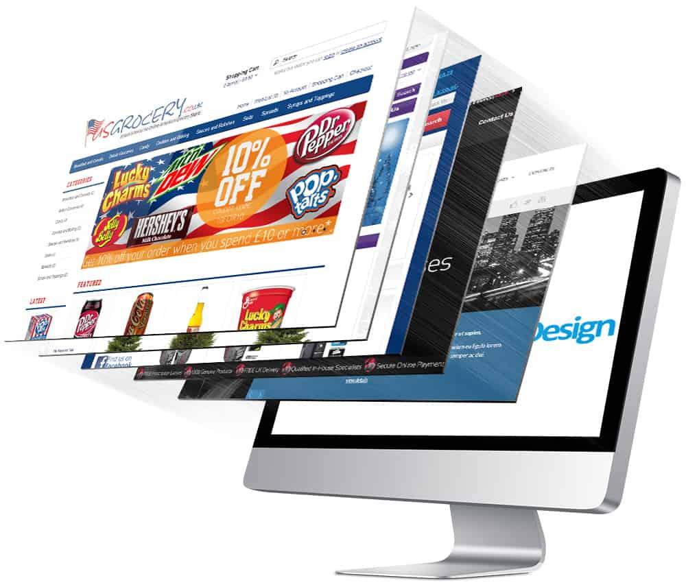 تعویض قالب وب سایت
