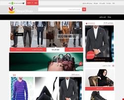 وب سایت تخصصی فروشگاهی درسا